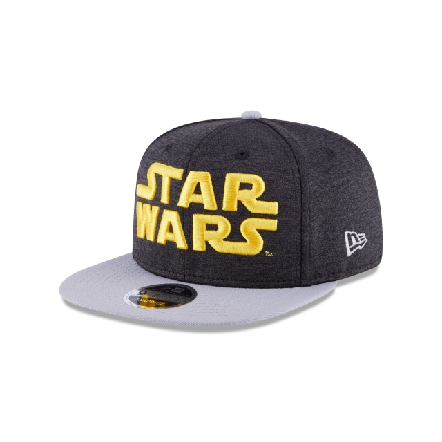 Star Wars Heather Huge Snap  9Fifty OF Snapback Vista izquierda tres cuartos