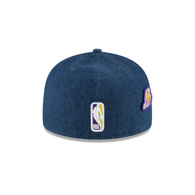 Los Angeles Lakers Nba Draft 2018 59fifty Cerrada | La Lakers Caps | New Era Cap