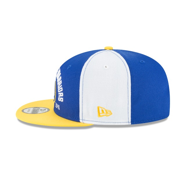 Golden State Warriors Establisher  9fifty Snapback | Golden State Warriors Caps | New Era Cap