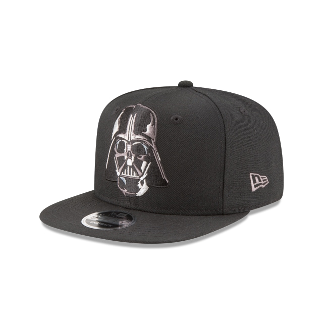 Darth Vader Logo Grand  9Fifty OF Snapback Vista izquierda tres cuartos