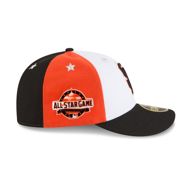 San Francisco Giants MLB All-Star Game 2018  59Fifty LP Cerrada Vista derecha