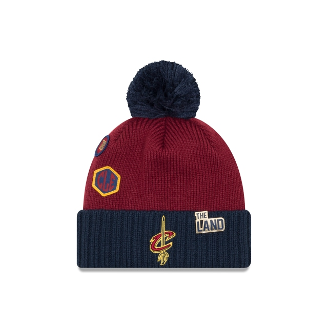 Cleveland Cavaliers NBA Draft 2018 Knit Vista frontal