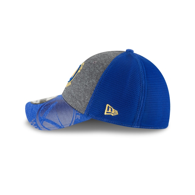 Golden State Warriors Shadow Gleam  39thirty Elástica | Golden State Warriors Caps | New Era Cap