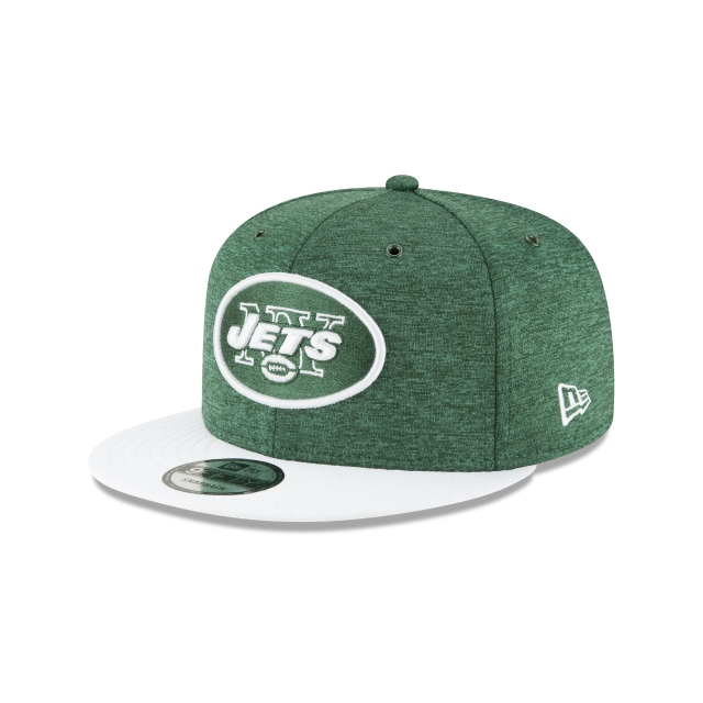 New York Jets Nfl Sideline Defend 2018 9fifty Snapback | New Era Cap
