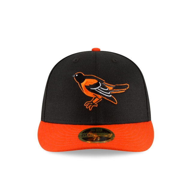 Baltimore Orioles TM Coops  59Fifty LP Cerrada Vista frontal