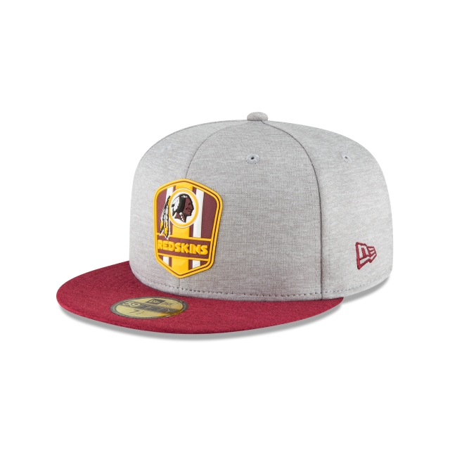 Washington Redskins Nfl Sideline Attack 59fifty Cerrada | New Era Cap