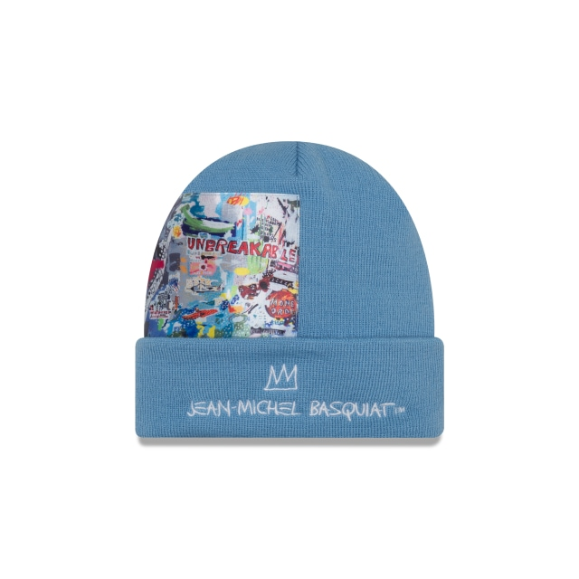 New Era Jean Michel Basquiat  Knit Vista frontal