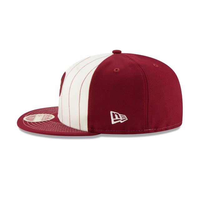 Philadelphia Phillies Injection Pack Vintage Stripe  59Fifty Cerrada Vista izquierda