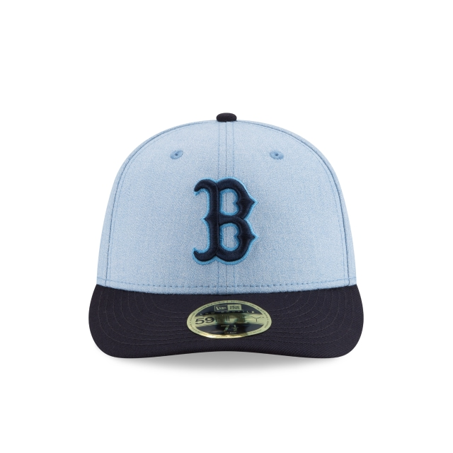 Boston Red Sox Father´s Day 18 59Fifty LP Cerrada Vista frontal