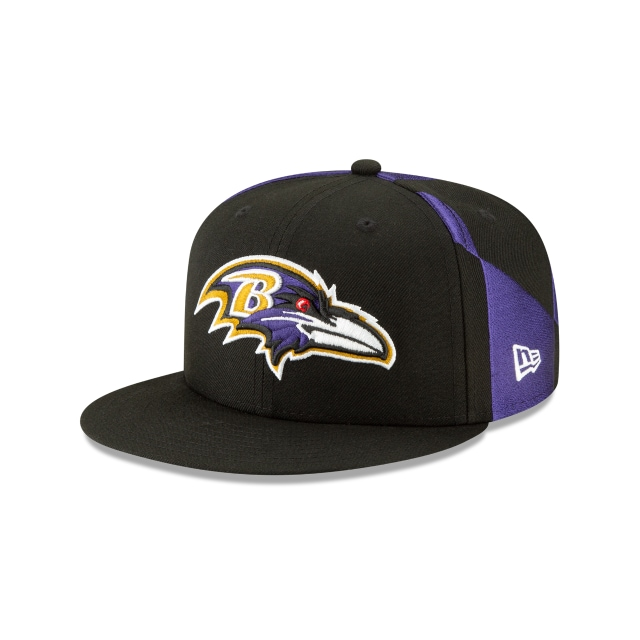 Gorra De Baltimore Ravens Nfl Draft 2019  59fifty Cerrada | New Era Cap