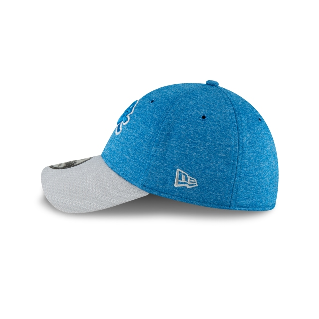 Detroit Lions Nfl Sideline Defend 2018  39thirty Elástica | Detroit Lions Caps | New Era Cap