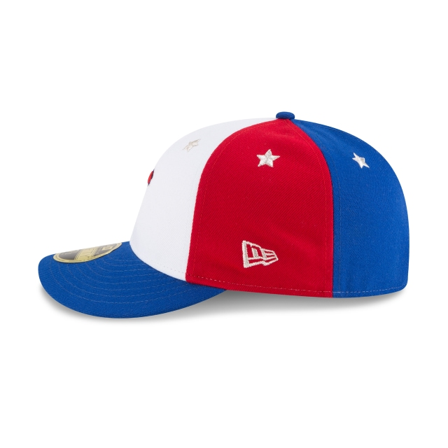 Chicago Cubs MLB All-Star Game 2018  59Fifty LP Cerrada Vista izquierda