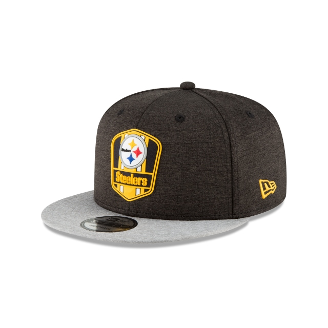Pittsburgh Steelers Nfl Sideline Attack 9fifty Snapback | New Era Cap