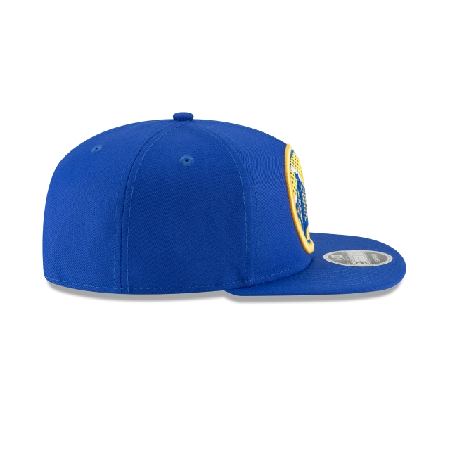 Golden State Warriors Meshed Mix  9Fifty OF Snapback Vista derecha