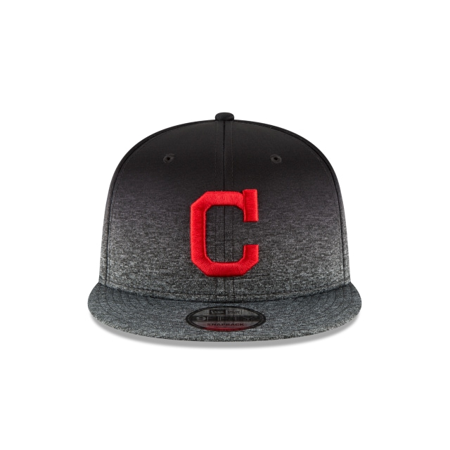 Cleveland Indians Shadow Faded  9Fifty Snapback Vista frontal