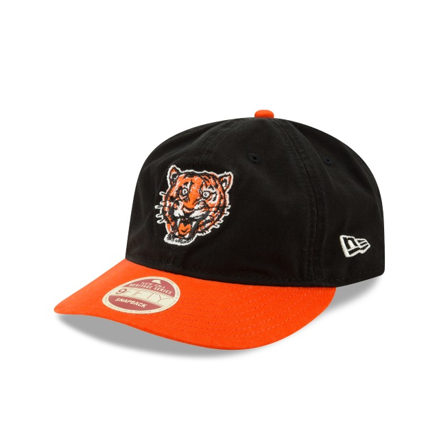 Detroit Tigers Injection Pack Team Retro  9fifty Rc Snapback | New Era Cap