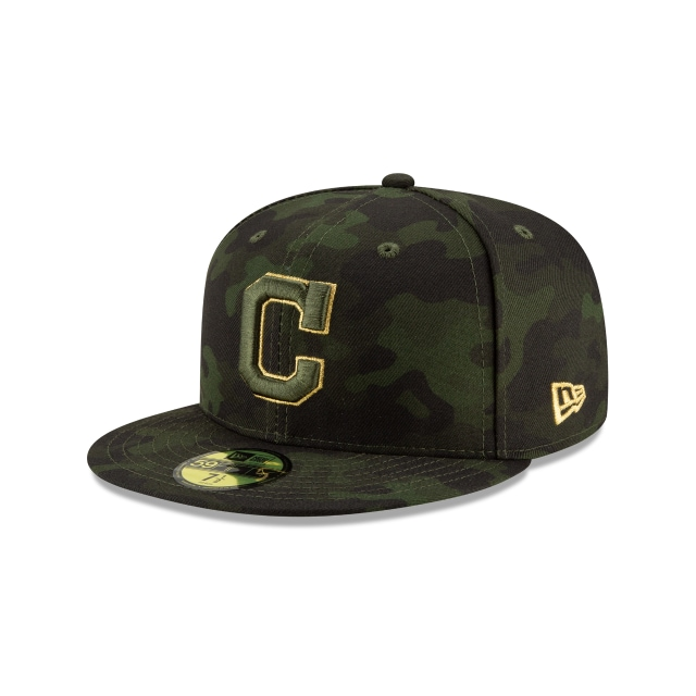 Cleveland Indians Mlb Armed Forces Day 2019  59fifty Cerrada | New Era Cap