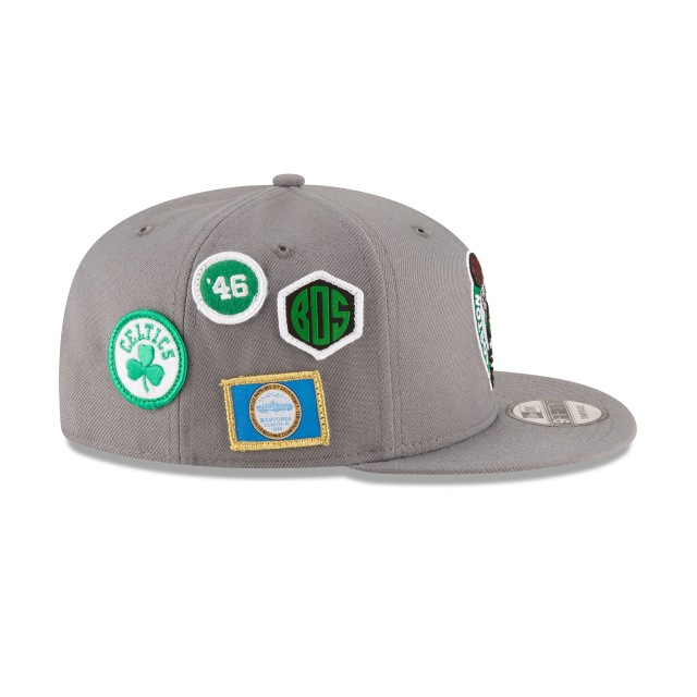 Boston Celtics Nba Draft 2018 9fifty Snapback | Boston Celtics Caps | New Era Cap