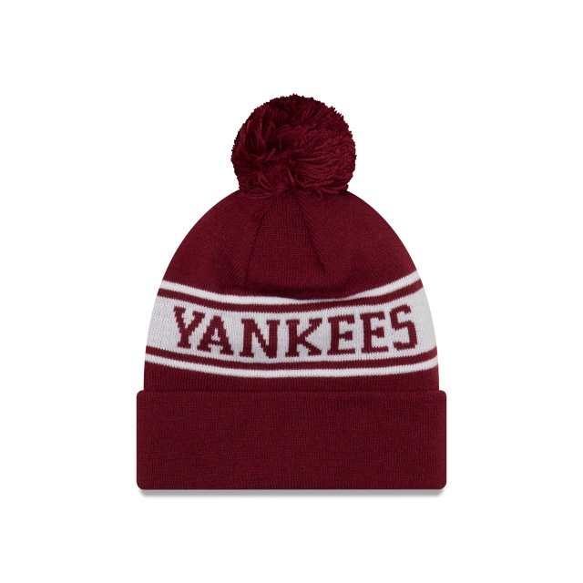 New York Yankees Seasonal Jake  Knit Vista trasera