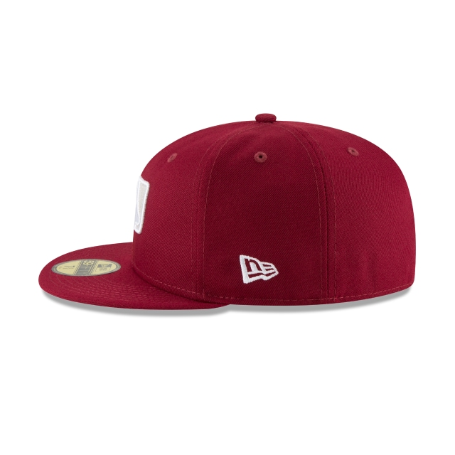 Philadelphia Phillies University Pack 59Fifty Cerrada Vista izquierda