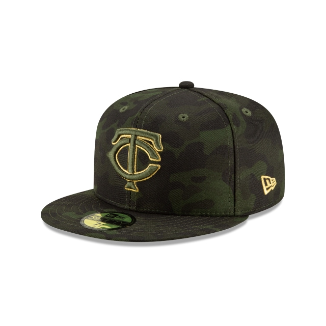 Minnesota Twins Mlb Armed Forces Day 2019  59fifty Cerrada | New Era Cap