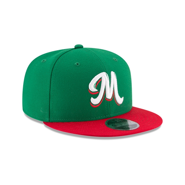 México Serie Del Caribe  9fifty Of Snapback | Cus Kid 9fifty Of Caps | New Era Cap
