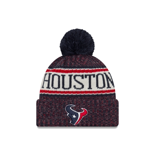 Houston Texans NFL Cold Weather 2018  Knit Vista frontal