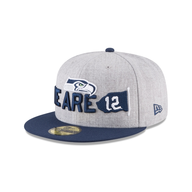 Seattle Seahawks Draft Nfl 2018 59fifty Cerrada | New Era Cap