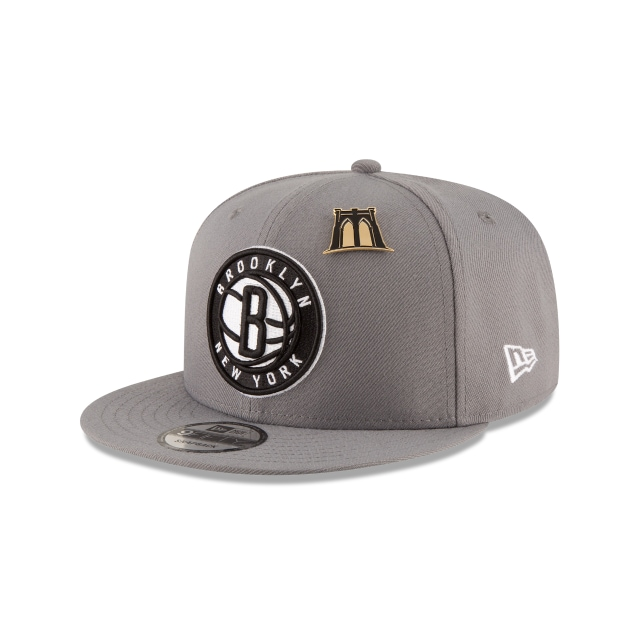 Brooklyn Nets Nba Draft 2018 9fifty Snapback | New Era Cap