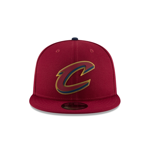 Cleveland Cavaliers Team Cleared  9fifty Snapback | Cleveland Cavaliers Caps | New Era Cap