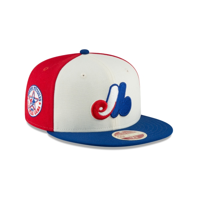 Montreal Expos Injection Pack All-star  59fifty Cerrada | Washington Nationals Caps | New Era Cap