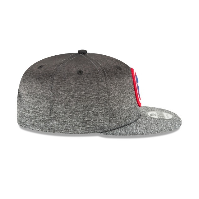 Captain America Shadow Fade 9Fifty Snapback Vista derecha