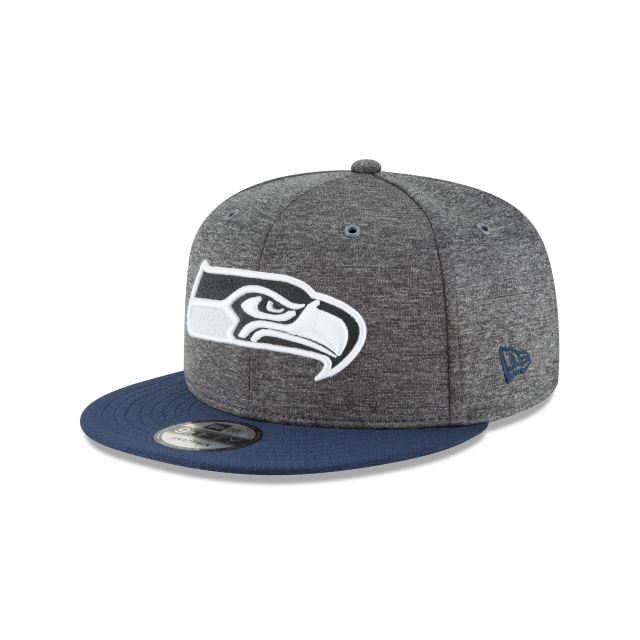 Seattle Seahawks Nfl Sideline Defend 2018 9fifty Snapback | New Era Cap