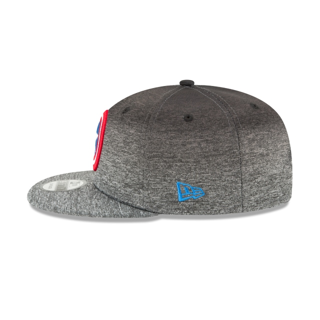 Captain America Shadow Fade 9Fifty Snapback Vista izquierda