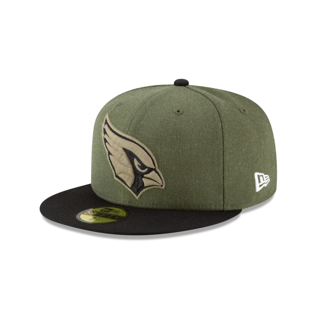 Arizona Cardinals Nfl Salute To Service 2018  59fifty Cerrada | New Era Cap