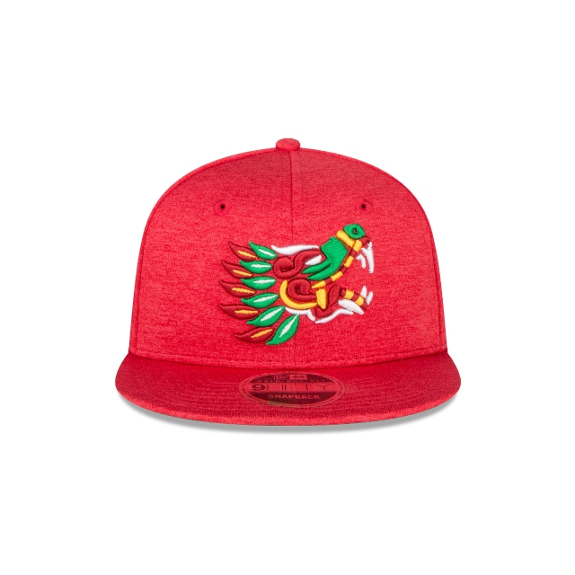 México Selección Football U19 9fifty Of Snapback | Cust 9fifty Orig Fit Caps | New Era Cap