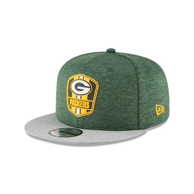 Green Bay Packers Nfl Sideline Attack 9fifty Snapback | New Era Cap