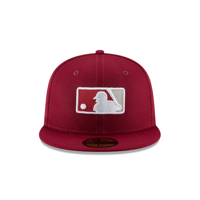 Philadelphia Phillies University Pack 59Fifty Cerrada Vista frontal