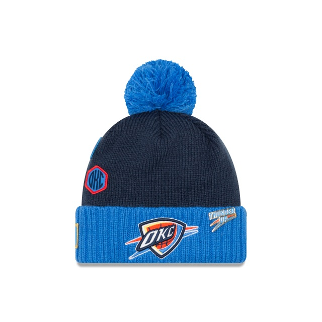 Oklahoma City Thunder NBA Draft 2018 Knit Vista frontal