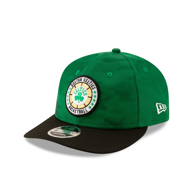 Boston Celtics Nba Tipoff 2018  9fifty Rc Snapback | New Era Cap