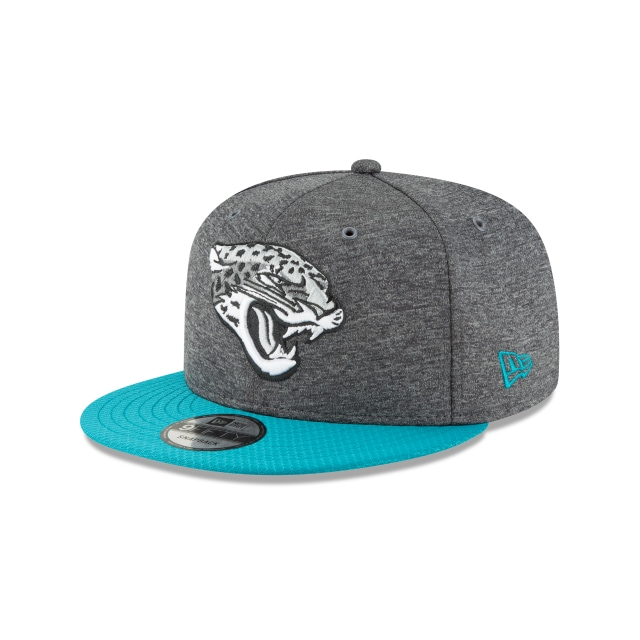Jacksonville Jaguars Nfl Sideline Defend 2018 9fifty Snapback | New Era Cap