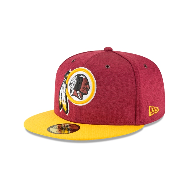 Washington Redskins Nfl Sideline Defend 2018  59fifty Cerrada | New Era Cap