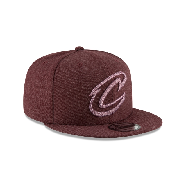 Cleveland Cavaliers Twisted Frame  9fifty Snapback | Cleveland Cavaliers Caps | New Era Cap