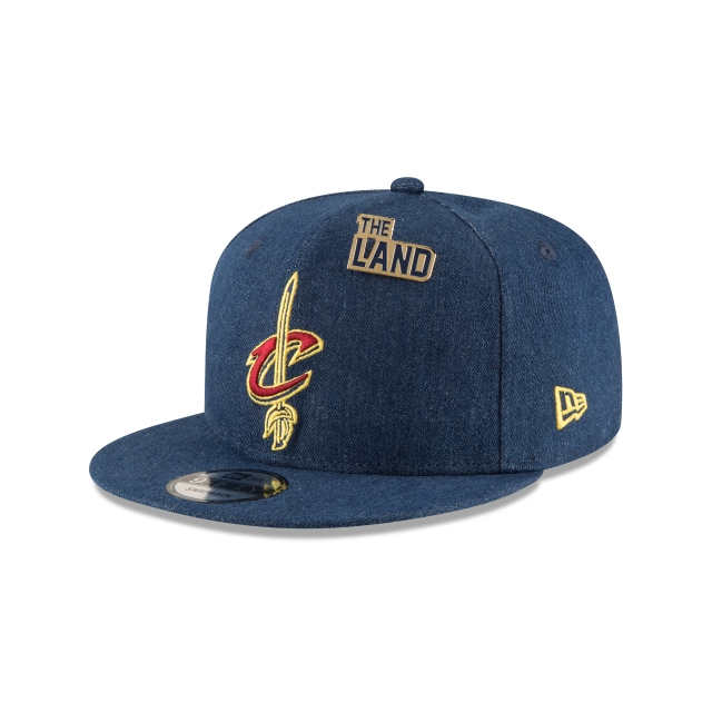 Cleveland Cavaliers Nba Draft 2018 9fifty Snapback | New Era Cap