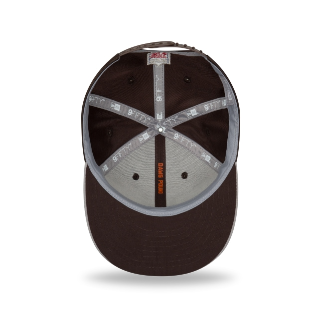 Cleveland Browns NFL Sideline Attack 9Fifty Snapback
