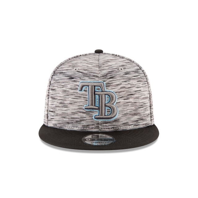 Tampa Bay Rays Shadow Faded  9Fifty OF Snapback Vista frontal