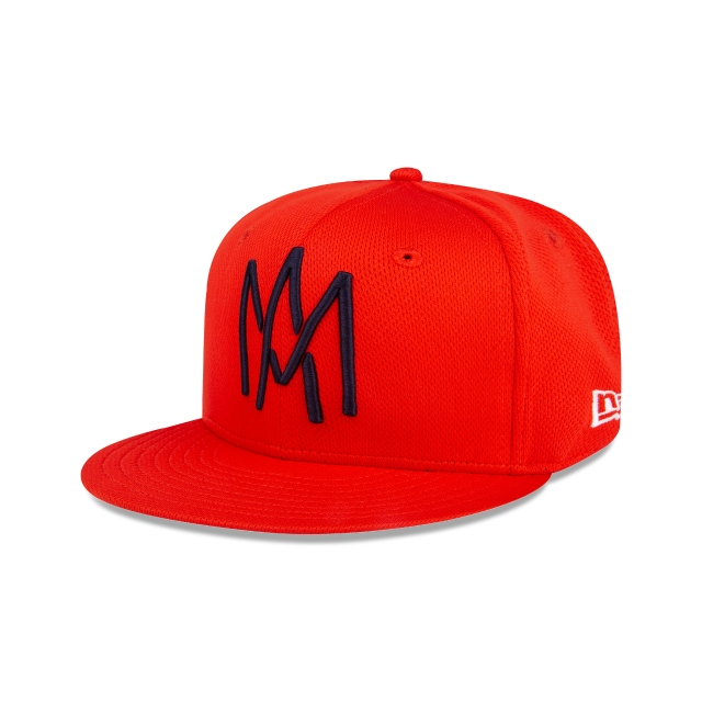 Águilas De Mexicali Lmp Neon Series  59fifty Cerrada | New Era Cap