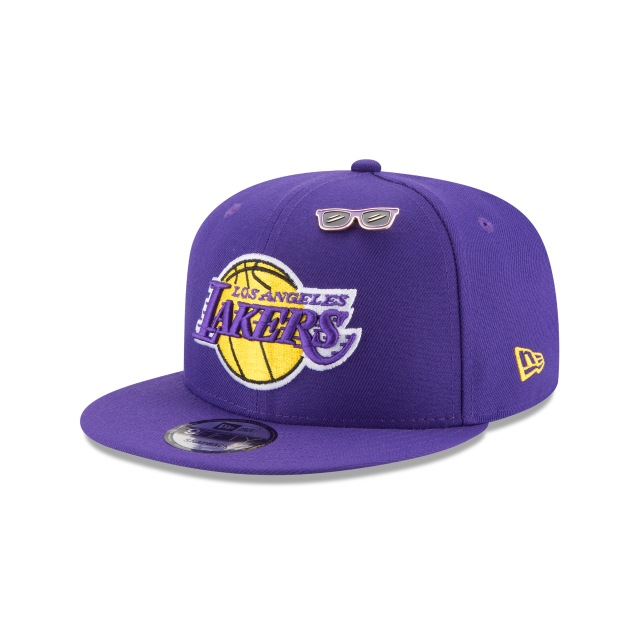 Los Angeles Lakers Nba Draft 2018 9fifty Snapback | New Era Cap