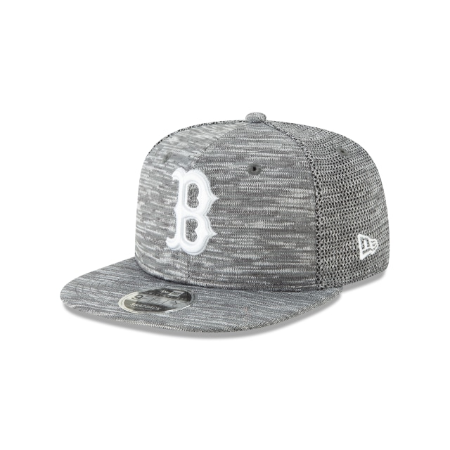Boston Red Sox Engineered Fit  9fifty Of Snapback | New Era Cap
