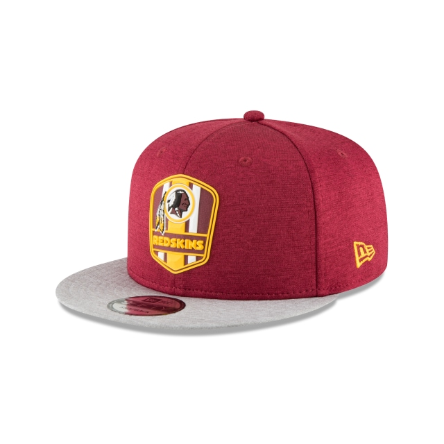 Washington Redskins Nfl Sideline Attack 9fifty Snapback | New Era Cap